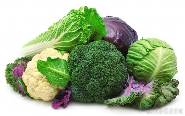 Những loại rau họ cải rất tốt cho phòng ngừa ung thư vú