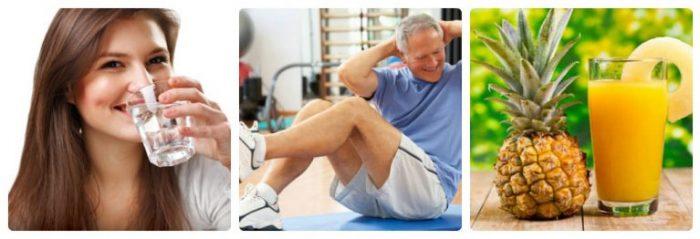 Thay đổi chế độ sinh hoạt lý sau khi điều trị gout để tránh tái phát