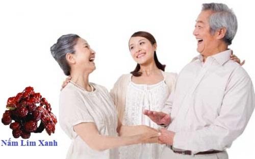Nấm lim xanh là vị thảo dược rất tốt trong việc hỗ trợ điều trị dấu hiệu tiểu đường ở phụ nữ tuổi trung niên