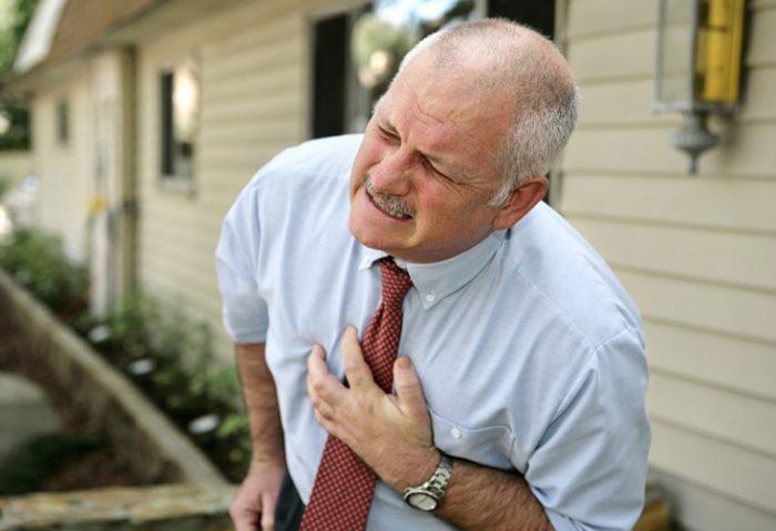 Bệnh tim nằm trong những bệnh thường gặp ở người cao tuổi