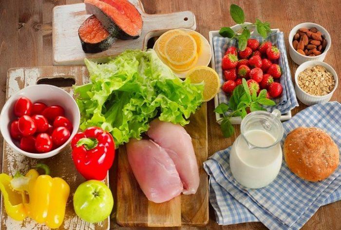 Thực đơn cho người xạ trị cần đa dạng để bệnh nhân hấp thụ được nhiều dinh dưỡng, nhanh chóng phục hồi thể trạng.