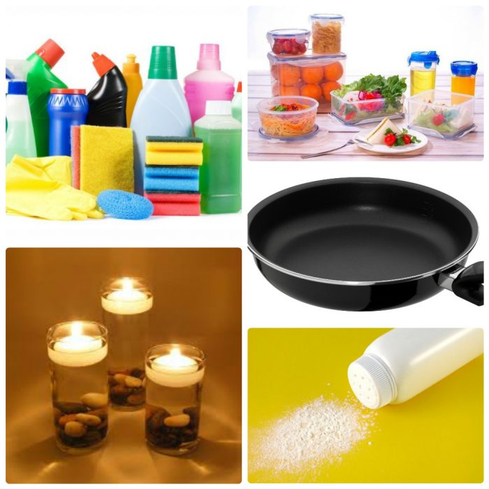 Nguyên nhân gây bệnh ung thư từ các đồ vật quen thuộc trong nhà