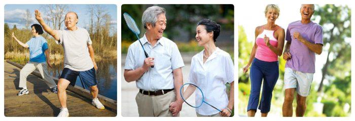 Tập luyện thể thao giúp phòng ngừa suy giảm trí nhớ ở người già