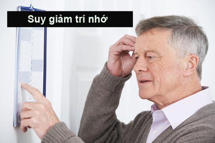 Suy giảm trí nhớ ở người già ảnh hưởng đến chất lượng cuộc sống