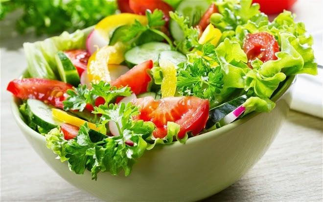 Ăn uống thế nào để giảm cân nhanh nhờ việc việc ăn rau thường xuyên
