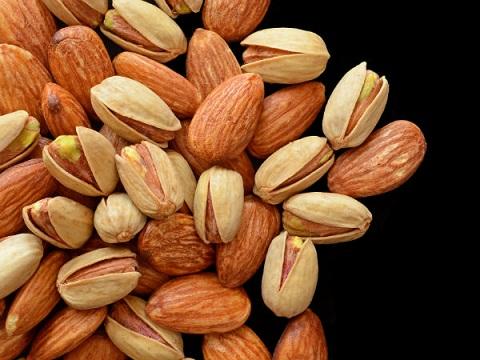 giảm cân ăn gì nấm lim xanh các loại hạt