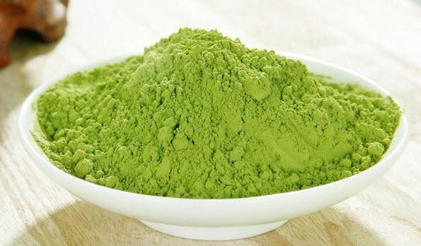 gìn giữ sức khỏe nhờ thực phẩm trà xanh nấm lim xanh