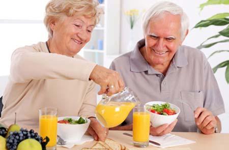 nấm lim xanh nước ép trái cây phục hồi sức khỏe sau ốm