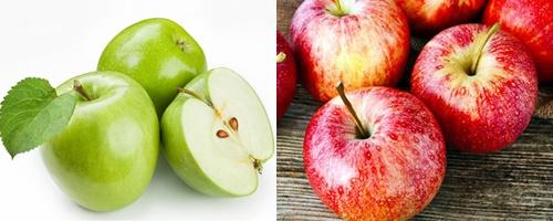 Táo là thực phẩm tốt cho sức khỏe nhờ chứa chất chống oxy -polyphenols