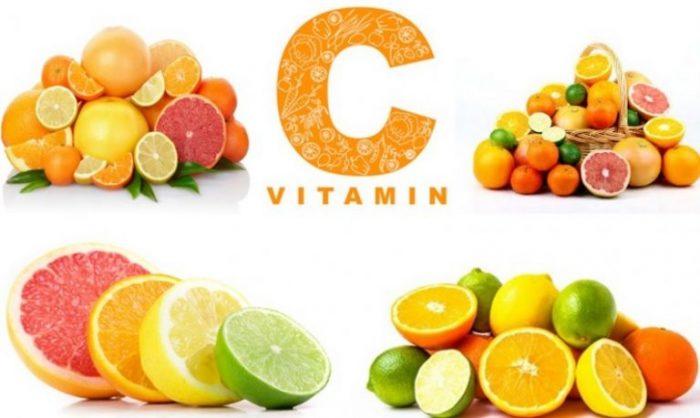Vitamin C - vitamin cần bổ sung trong mùa đông