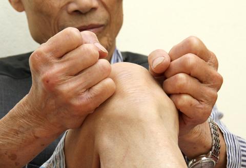 nấm lim xanh chữa đau nhức xương khớp