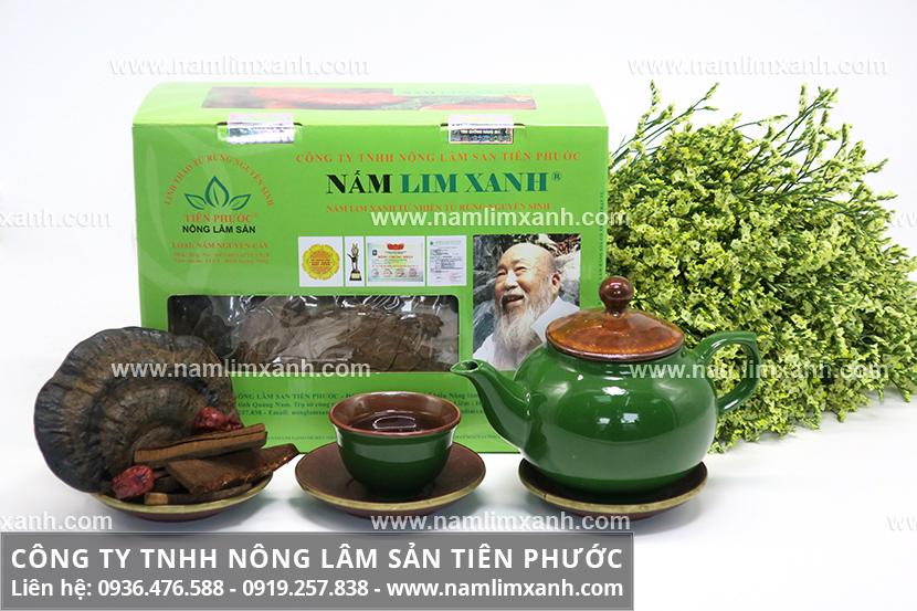 Bán nấm lim xanh Tiên Phước ở TP.HCM và địa chỉ mua bán nấm lim xanh
