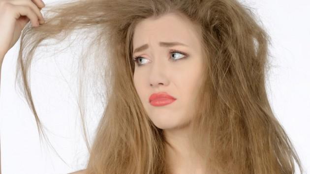 Chăm sóc tóc khô xơ – Cách cải thiện tóc khô xơ cứng từ thiên nhiên