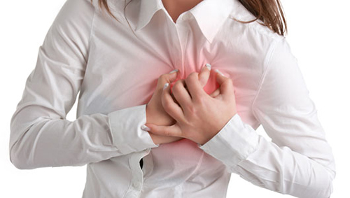 đau tức ngực dấu hiệu bệnh lý về tim mạch nấm lim xanh