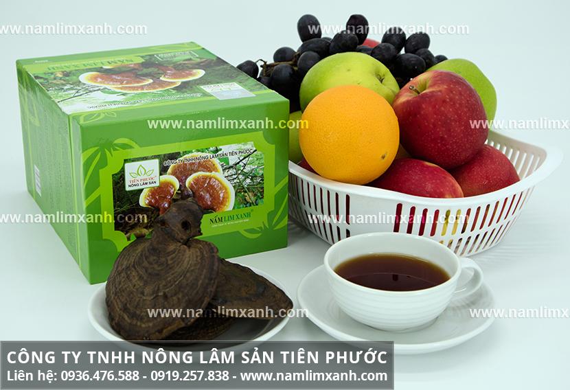 Địa chỉ bán nấm lim xanh Tiên Phước tại Hà Nội với giá nấm lim xanh