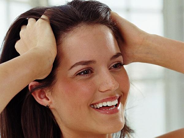 Matxa da đầu thường xuyên giúp tóc chắc khỏe nấm lim xanh