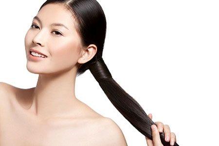 nấm lim xanh thảo dược giúp tóc chắc khỏe