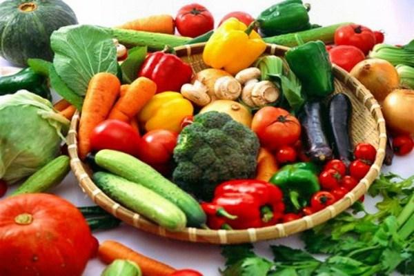 Bổ sung rau củ vào chế độ ăn uống cho người tiểu đường