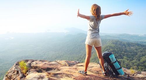 Stress ở phụ nữa cần được giảm thiểu bằng cách đi du lịch để lấy lại tâm trạng hứng khởi