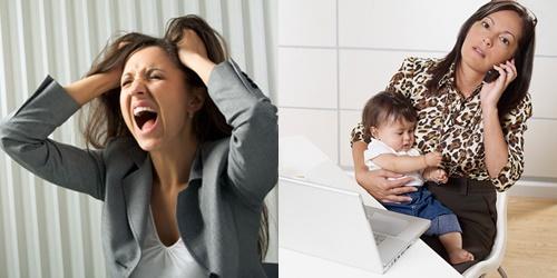 Stress ở phụ nữ là mối lo đáng quan ngại trên thế giới