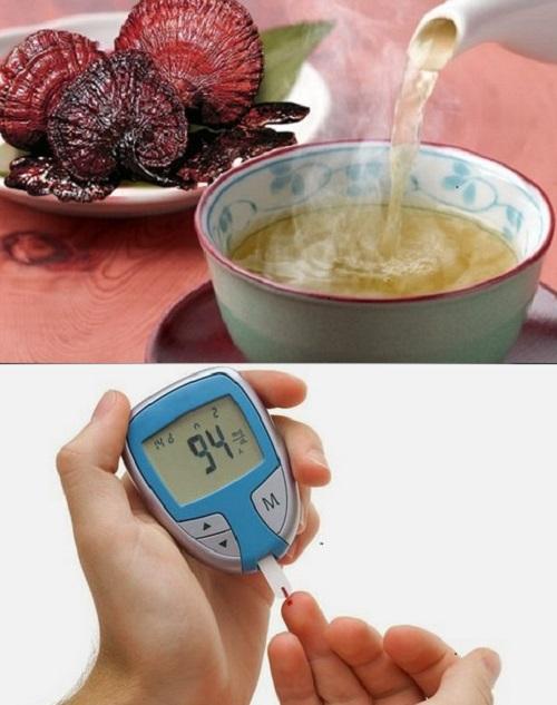 Uống nấm lim xanh có thể loại trừ dấu hiệu đường trong máu cao