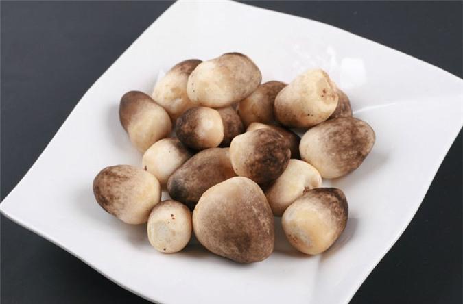 giá trị dinh dưỡng của nấm lim xanh qua món ăn và nước sắc