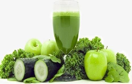 giảm cân trong 3 ngày nhờ detox nấm lim xanh