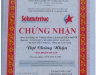 Nấm lim xanh Việt Nam đạt chứng nhận Sản phẩm tin cậy