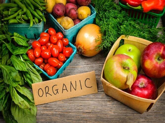 ẩm thực xanh là thực phẩm sạch tiêu chí cuộc sống