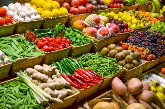 Ăn nhiều rau, củ quả sẽ hạn chế tình trạng giải độc gan không kịp thời.