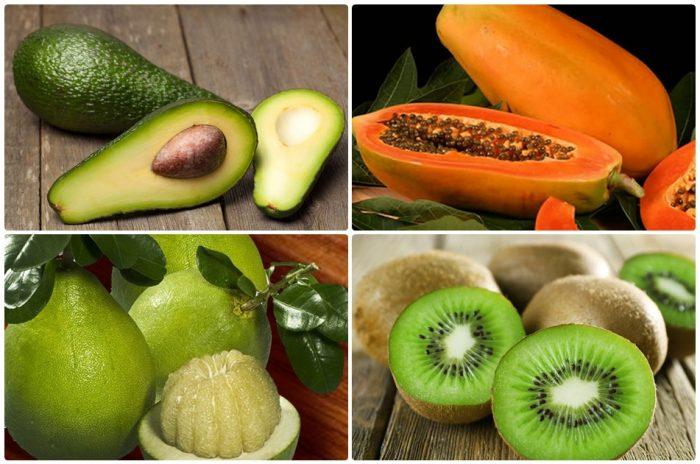 Một số loại hoa quả dành cho người tiểu đường.
