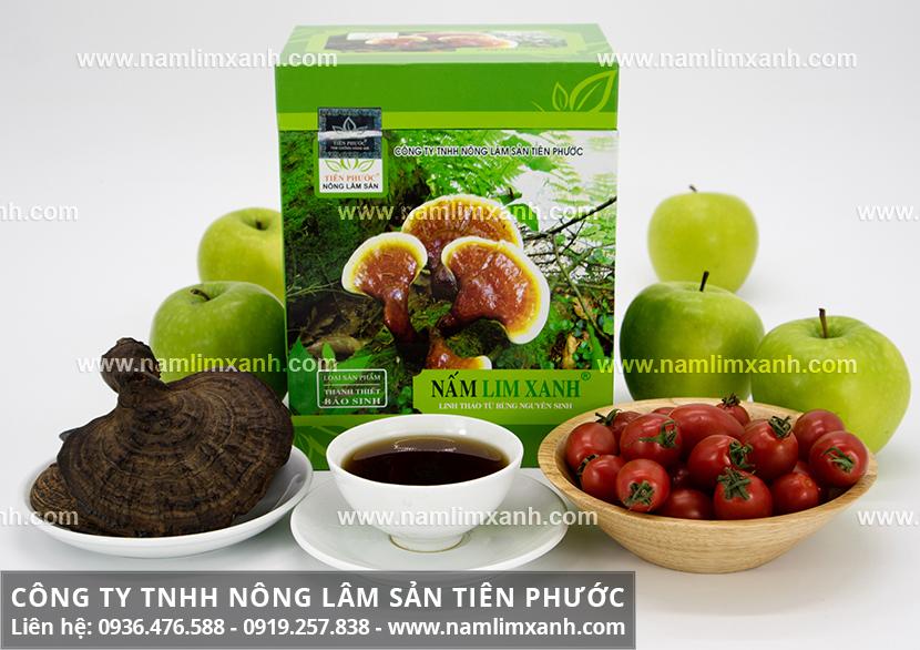 Liều lượng dùng nấm lim xanh với cách sử dụng nấm lim rừng đúng nhất
