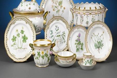 bát đĩa sành sứ giúp cho ẩm thực xanh