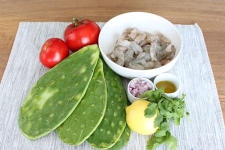 Nhắc đến đặc sản Quảng Nam, đừng quên món ăn từ xương rồng!