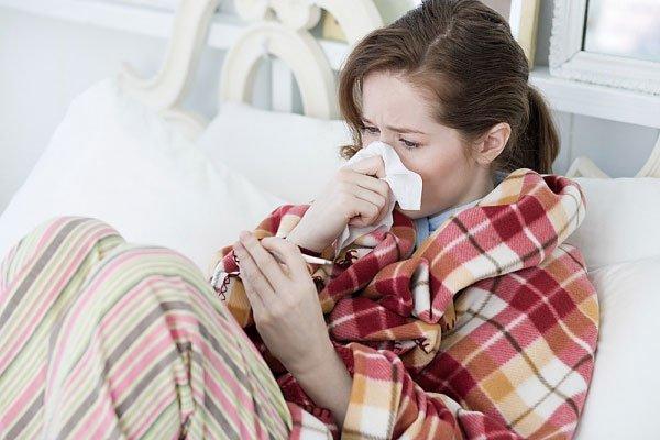 cảm cúm bệnh giao mùa thu đông