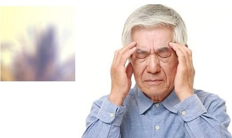Khi bị tiểu đường, các mạch máu trong võng mạc tổn thương gây ra hiện tượng mờ mắt.