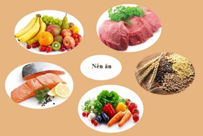 Thực phẩm nên ăn để phòng đột quỵ