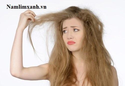 Cách phục hồi tóc hư tổn tại nhà đơn giản hiệu quả