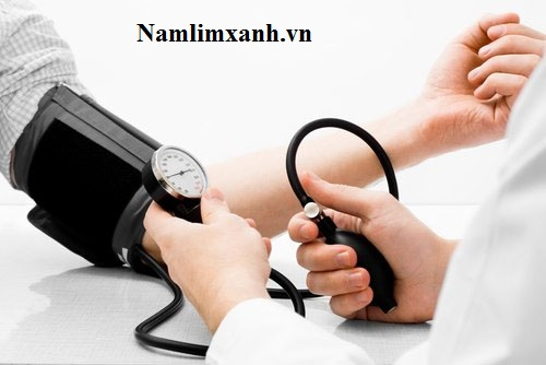 kiểm soát huyết áp cao