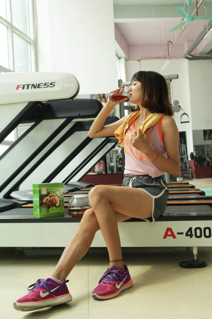 Uống nấm lim xanh là phương pháp giảm cân an toàn và hiệu quả.