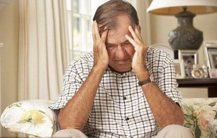 Rối loạn nhận thức là di chứng của bệnh tai biến mạch máu não