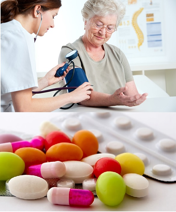 Dùng đúng thuốc chữa bệnh cao huyết áp mang lại hiệu quả điều trị tích cực hơn.