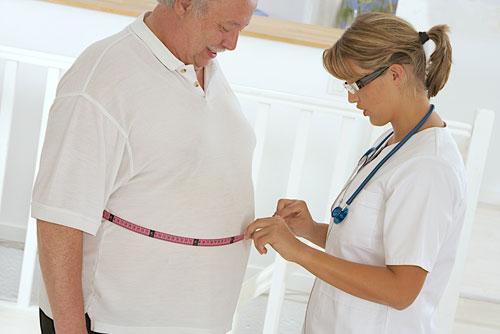 Béo phì là biến chứng của bệnh máu nhiễm mỡ