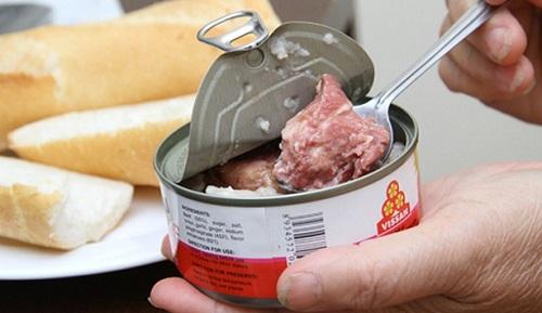Thường xuyên sử dụng thực phẩm đóng hộp, đồ ăn nhanh có nguy cơ mắc ung thư cao