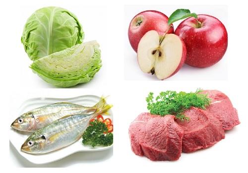 Cách giảm cân hiệu quả nhanh nhất bằng chế độ ăn nhiều bắp cải, cá, thịt bò của người Nhật mang lại hiệu quả cao.