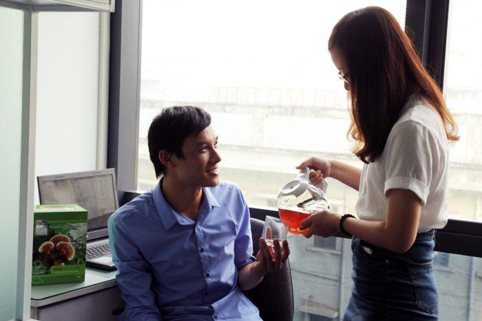 Nấm lim xanh giúp giảm các dấu hiệu yếu sinh lý ở nam giới, tăng cường sức khỏe.