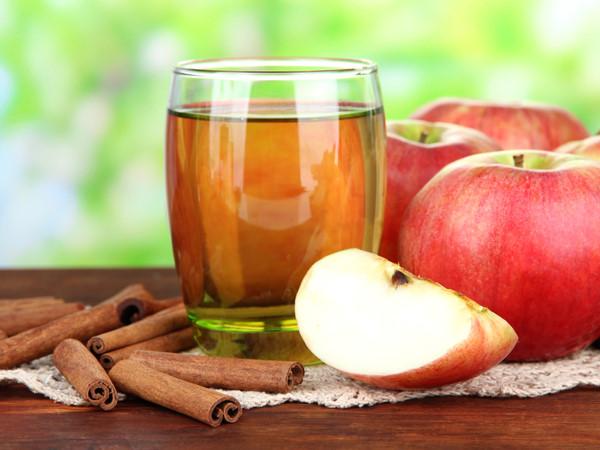 Nước táo quế - Thức uống giải độc cơ thể từ thiên nhiên