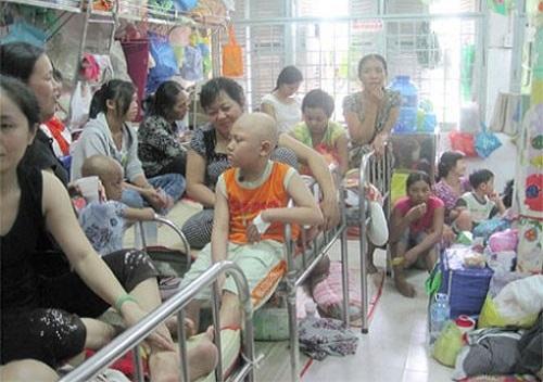 Tỷ lệ mắc bệnh ung thư ở Việt Nam gia tăng đến báo động.