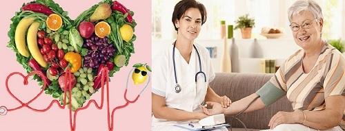 Chữa cao huyết áp bằng rau củ quả là phương pháp nhiều người quan tâm hiện nay.