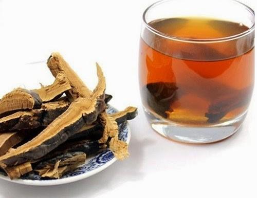 Nước uống nấm lim xanh loại thảo dược tự nhiên tốt cho sức khỏe